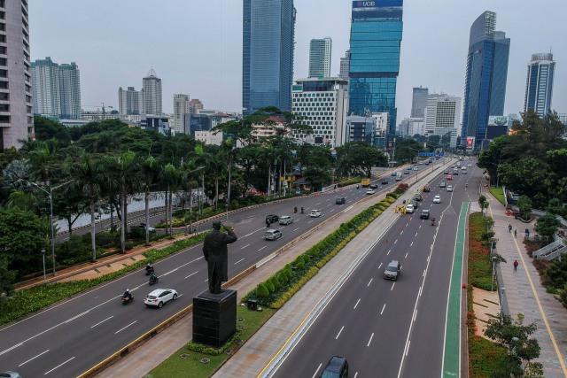 Bahu-membahu Tingkatkan Kualitas Udara DKI Lewat Jakarta Clean Air Partnership (55473)