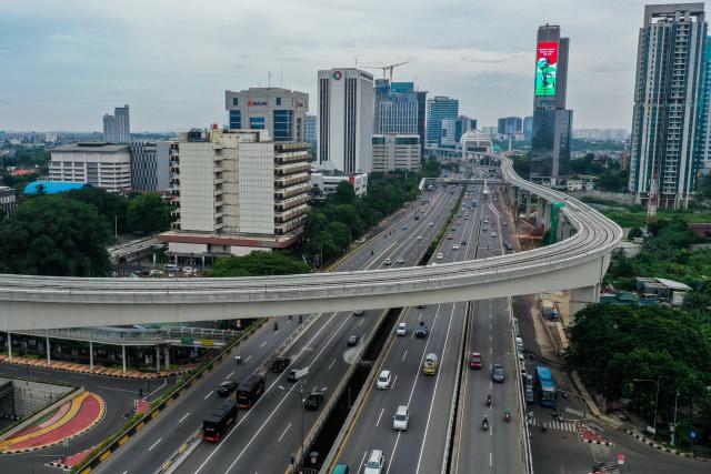 Bahu-membahu Tingkatkan Kualitas Udara DKI Lewat Jakarta Clean Air Partnership (55474)