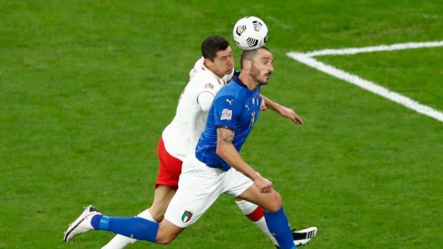 7 Bintang Timnas Italia di Euro 2020, Dua Pemain Mentas di Luar Serie A (25423)