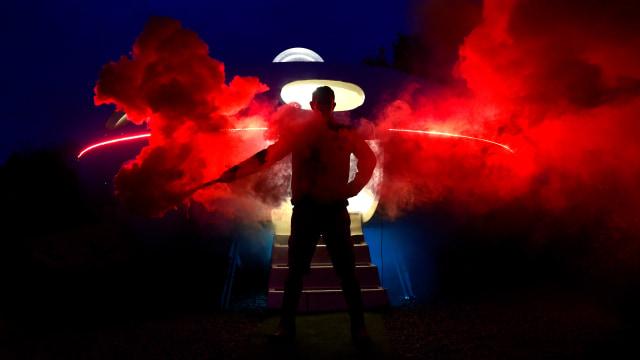 Foto: Penginapan Bergaya Ufo di Inggris (455832)