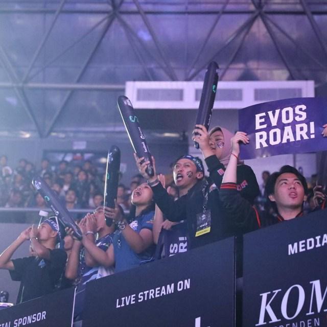 EVOS Tim Esports Paling Populer di Asia Tenggara, RRQ Nomor Tiga (836876)