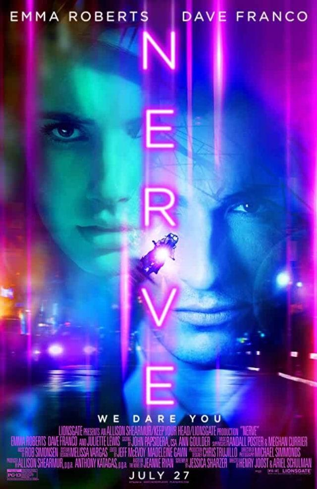 Sinopsis Film Nerve, Film Adventure Emma Robberts dan Dave Franco (209756)