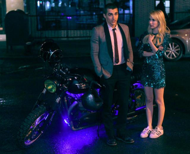 Sinopsis Film Nerve, Film Adventure Emma Robberts dan Dave Franco (209757)
