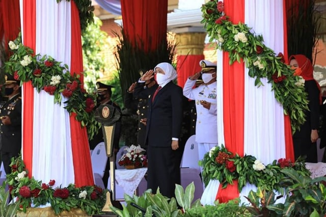 75 Tahun Jawa Timur, Seperti Ini Kinerja Khofifah-Emil Menurut Guru Besar Unisma (33081)
