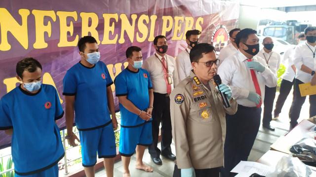 Sekap dan Aniaya Polisi di Bandung, 7 Orang Pendemo Omnibus Law Jadi Tersangka (1)