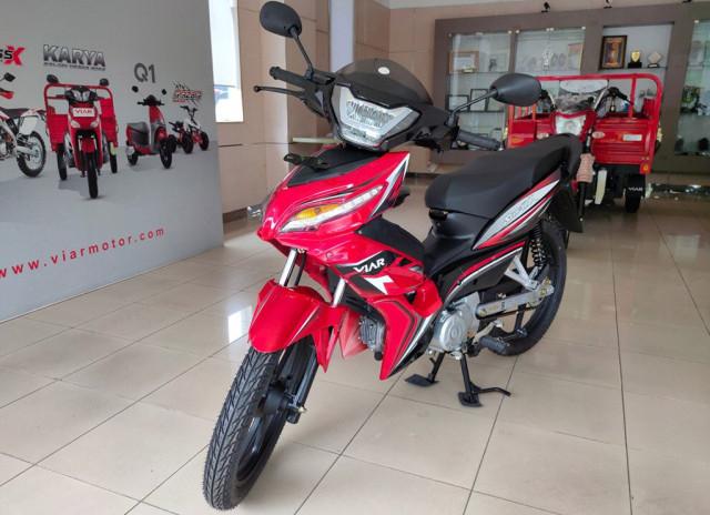 Kenalan dengan Viar Star-NX, Motor Bebek Termurah di Indonesia Harga Rp 9 Jutaan (7272)