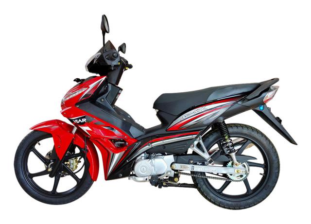 Kenalan dengan Viar Star-NX, Motor Bebek Termurah di Indonesia Harga Rp 9 Jutaan (7271)