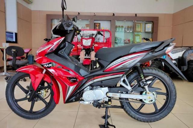 Kenalan dengan Viar Star-NX, Motor Bebek Termurah di Indonesia Harga Rp 9 Jutaan (338037)