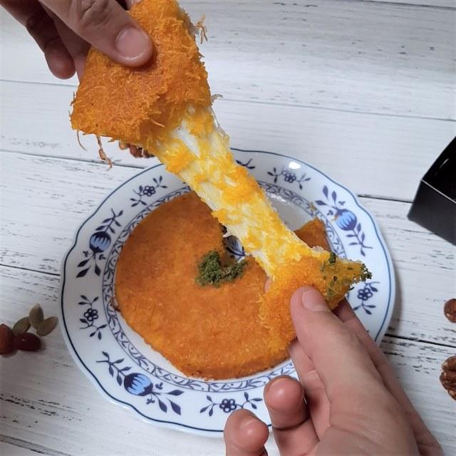 Mencoba Dessert Kunefe Berisi Lelehan Keju dan Baklava Legit ala Timur Tengah (35684)