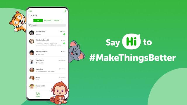 Hi App: Aplikasi Anak Bangsa Penantang WhatsApp hingga LINE, Segera Rilis (735206)