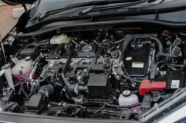 Toyota Corolla Cross Punya Varian GR Sport, Dapat Settingan Suspensi Baru (12916)