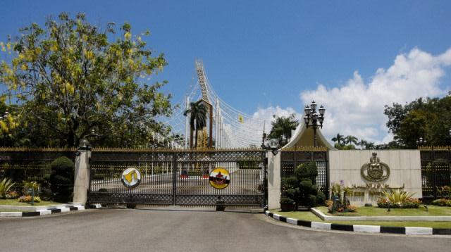 Megahnya Nurul Iman, Rumah Istana Seharga Rp21 Triliun Milik Kesultanan Brunei (69014)