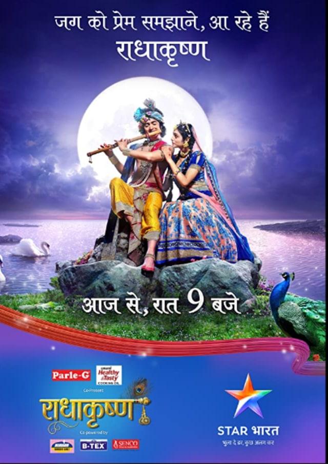 Sinopsis Serial Drama Radha Krishna, Tayang di ANTV (16652)