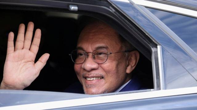 Di Depan Raja Malaysia, Anwar Ibrahim Klaim Didukung Parlemen Jadi PM Baru (739313)