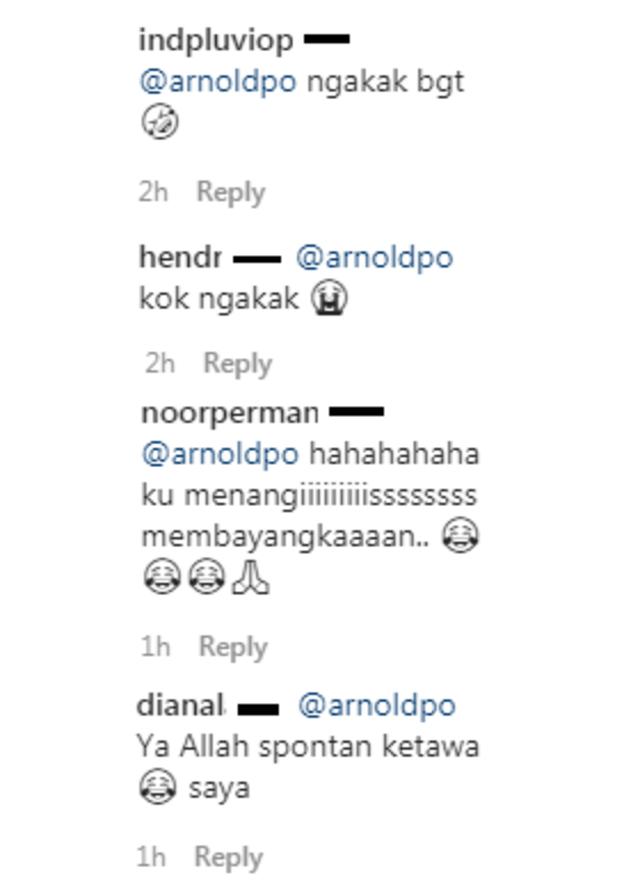 Komentar Lucu Chef Arnold saat Netizen Sebut Chef Juna dan Chef Renatta Mirip (601987)
