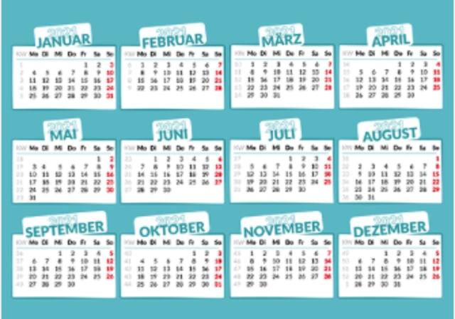 Kalender 2021 Beserta Hari Libur Nasionalnya Kumparan Com