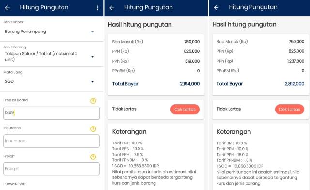 Berapa Pajak yang Harus Dibayar Saat Beli iPhone 12 dari Luar Negeri? (2)