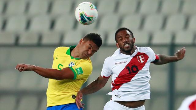Peru vs Brasil: Hattrick Neymar Bawa Samba Kandaskan Los Incas (67051)