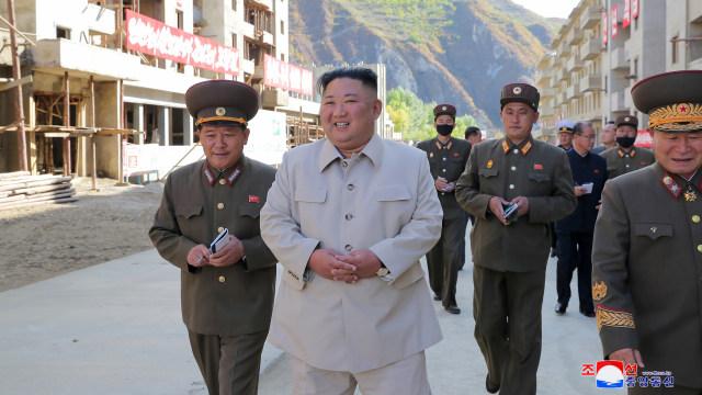 Korea Utara Disebut Punya Kamp Karantina COVID-19 Rahasia, 50.000 Orang Tewas (24116)