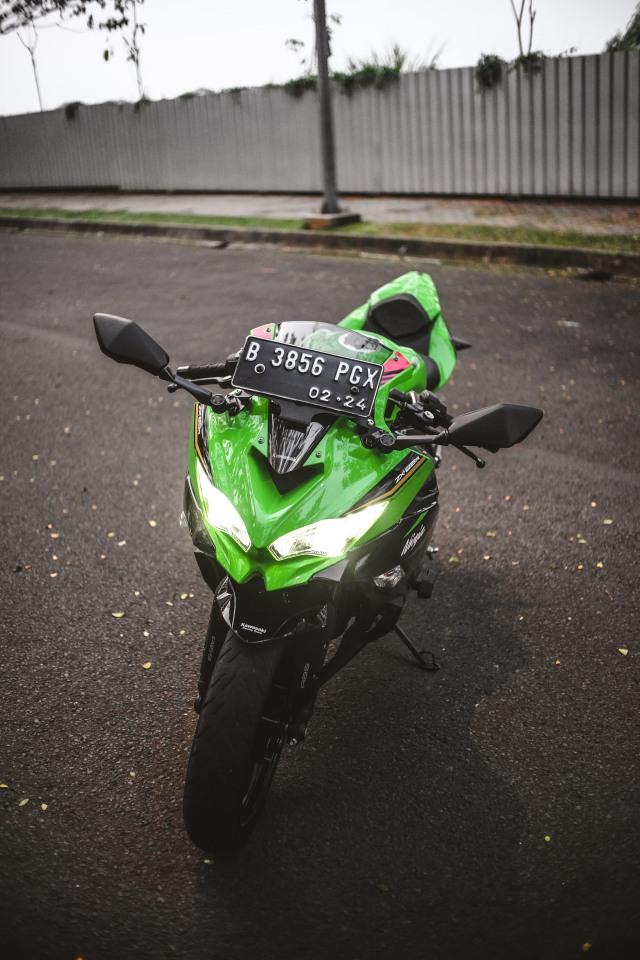 Sepekan bersama Kawasaki Ninja ZX-25R, Ini Plus-Minusnya!  (24005)
