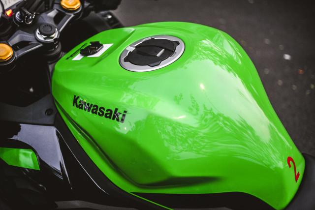 Foto: Kawasaki Ninja ZX-25R, Motor Sport 250 Cc Rasa 'Moge' (89904)