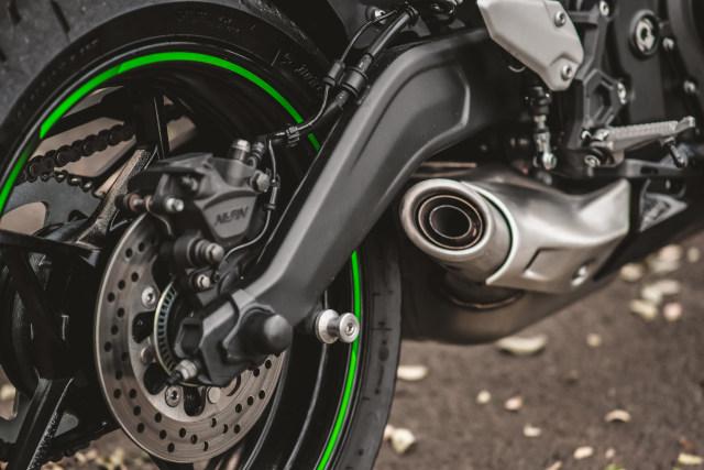 Sepekan bersama Kawasaki Ninja ZX-25R, Ini Plus-Minusnya!  (23999)