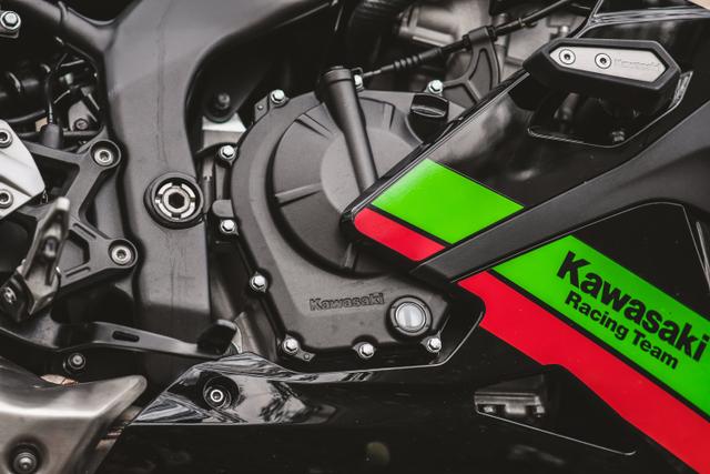 Kawasaki Siapkan Z250RS, Versi Motor Retro Ninja ZX-25R 4-Silinder (1083094)