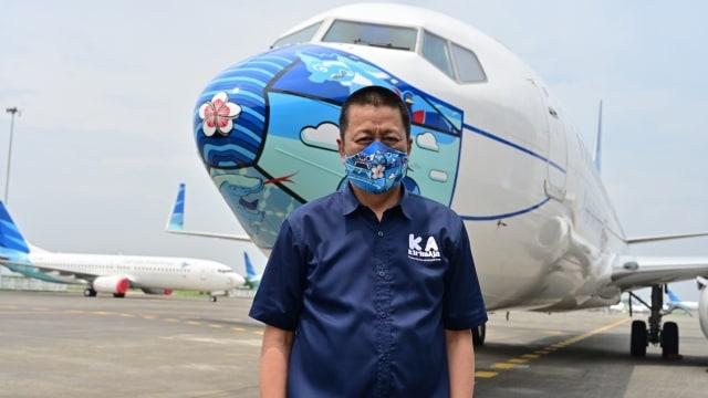 Garuda Belum Prioritaskan Pengoperasian Kembali Boeing 737 MAX yang Di-grounded (119365)
