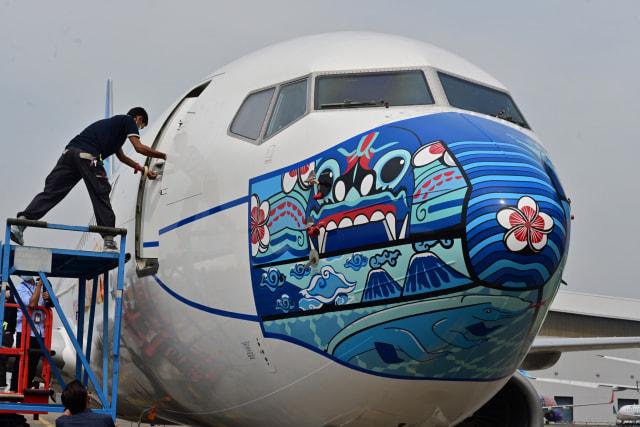 Jawab Kekhawatiran Karyawan soal Garuda Bangkrut, Pemerintah Cairkan Dana PEN (496010)