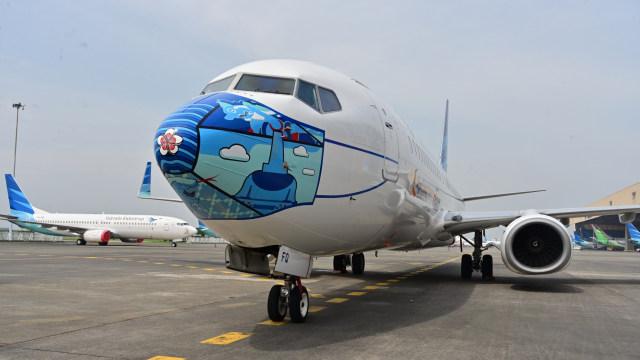 Garuda Indonesia Buka Rute Penerbangan Baru Balikpapan-Tarakan (48096)