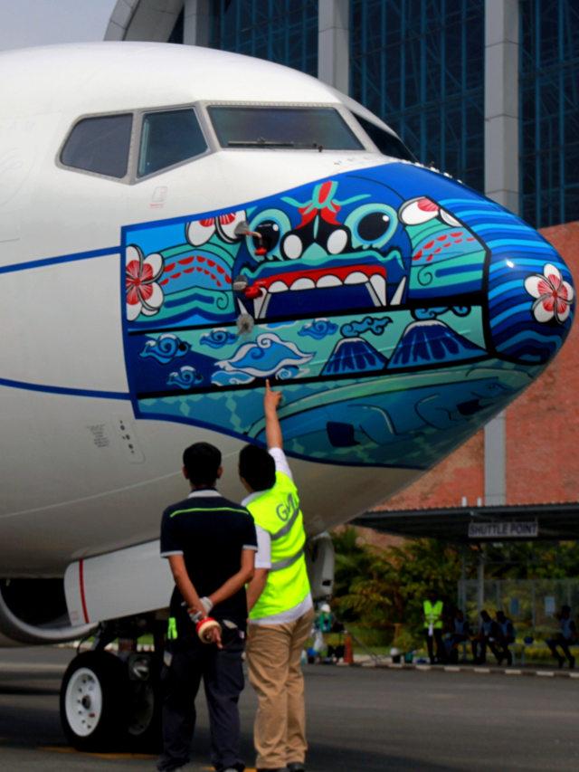 Garuda Indonesia Buka Rute Penerbangan Baru Balikpapan-Tarakan (48095)