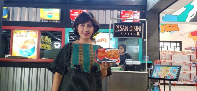 Seniwati Irawati Kusumorasri Eksplor Ayam Balado 'MakanKu' (63597)