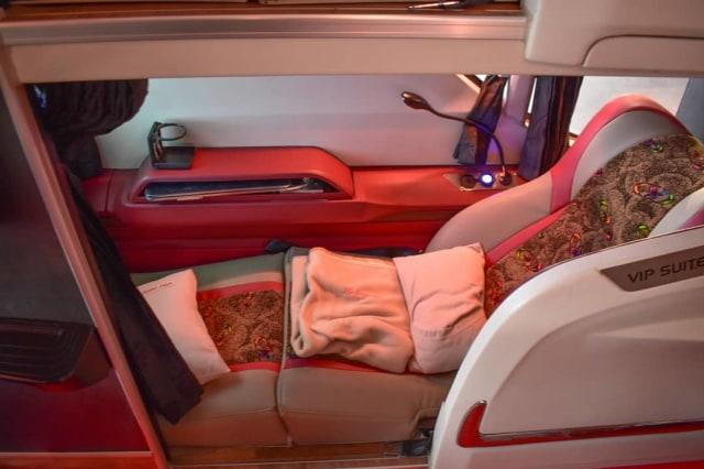 Berita Populer: Bus Suites Class Sinar Jaya; Uji Efisiensi BBM 2 Mobil Hybrid (127799)
