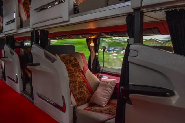 Berita Populer: Bus Suites Class Sinar Jaya; Uji Efisiensi BBM 2 Mobil Hybrid (127798)