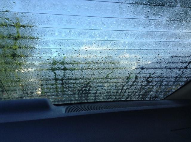 Sudah Tahu Fungsi Garis-garis di Kaca Belakang Mobil? (30636)