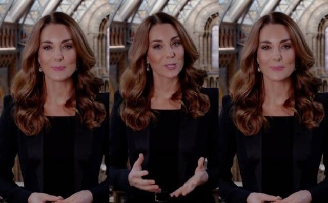 Tampil Beda dalam Busana Hitam, Kate Middleton Langgar Aturan Kerajaan (28236)