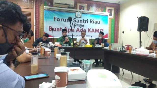 Jelang Deklarasi, Lembaga Adat Melayu Riau: KAMI Jangan Bikin Gaduh (131534)