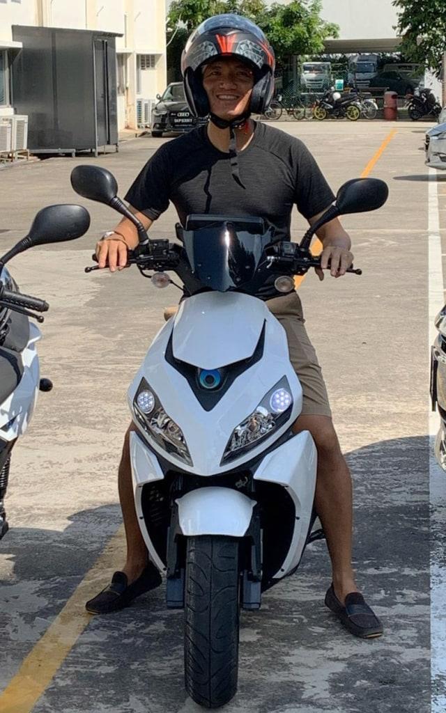 Mengenal ION Mobility, Startup yang Siap Jual Motor Listrik di Indonesia (21209)