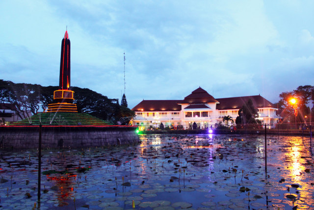 Mengenal Sejarah Tugu Kota Malang Sebagai Momentum Kemerdekaan yang Sakral (10268)