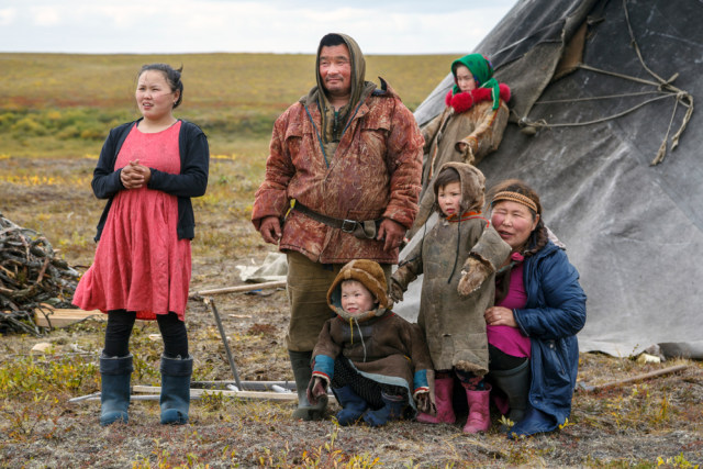Berbagi Istri Saat Berburu, Sikap 'Terpuji' yang Dilakukan Pria Eskimo (102246)