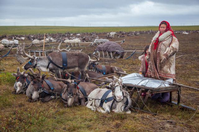Berbagi Istri Saat Berburu, Sikap 'Terpuji' yang Dilakukan Pria Eskimo (102247)