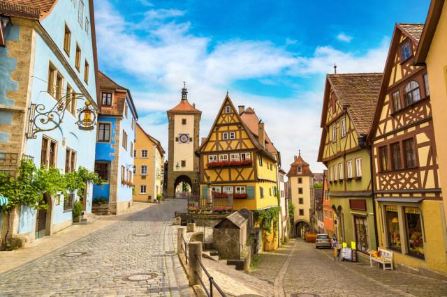 Survei Terbaru: 5 Tempat Wisata Terfavorit di Jerman (873)