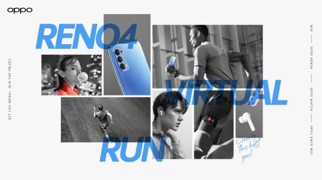 Lebih dari 2.500 Peserta Ikut Kompetisi Oppo Reno 4 Virtual Run  (84696)