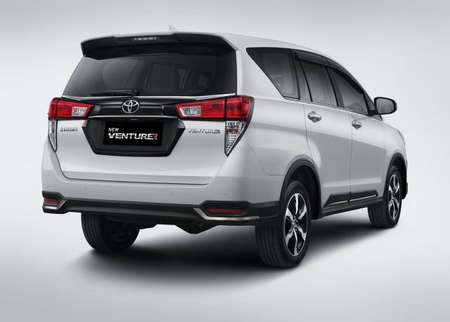 Ini Bocoran Spesifikasi Lengkap Toyota Innova yang Diproduksi Cuma 50 Unit! (496895)