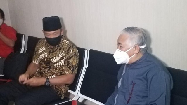 Gatot Nurmantyo dan Din Syamsuddin Tiba di Mabes Polri, Ingin Bertemu Idham Azis (314526)