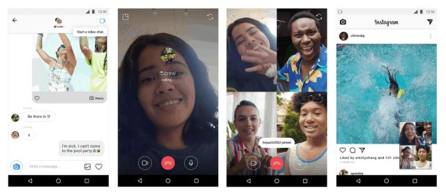 Instagram Video Chat Hingga 50 Orang (128926)