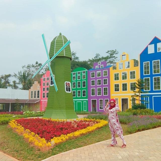 Taman MBS, Tempat Wisata Baru ala Eropa di Kota Serang (94712)