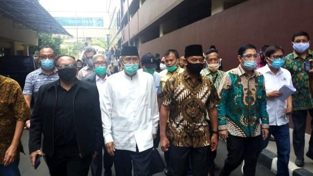 Gatot Nurmantyo Dkk Gagal Bertemu Idham Azis (244438)