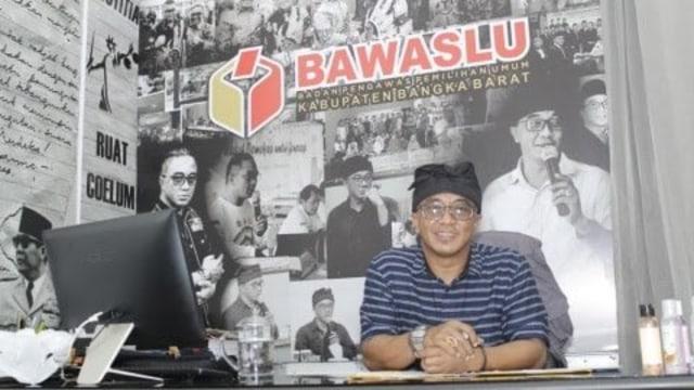 Diduga Kampanye Libatkan PHL, Bawaslu Panggil LO Paslon Pilkada Bangka Barat (63273)