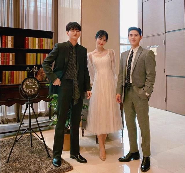 Probability More Than Friends, Persaingan Antara Ong Seong Wu dan Kim Dong Jun (62245)